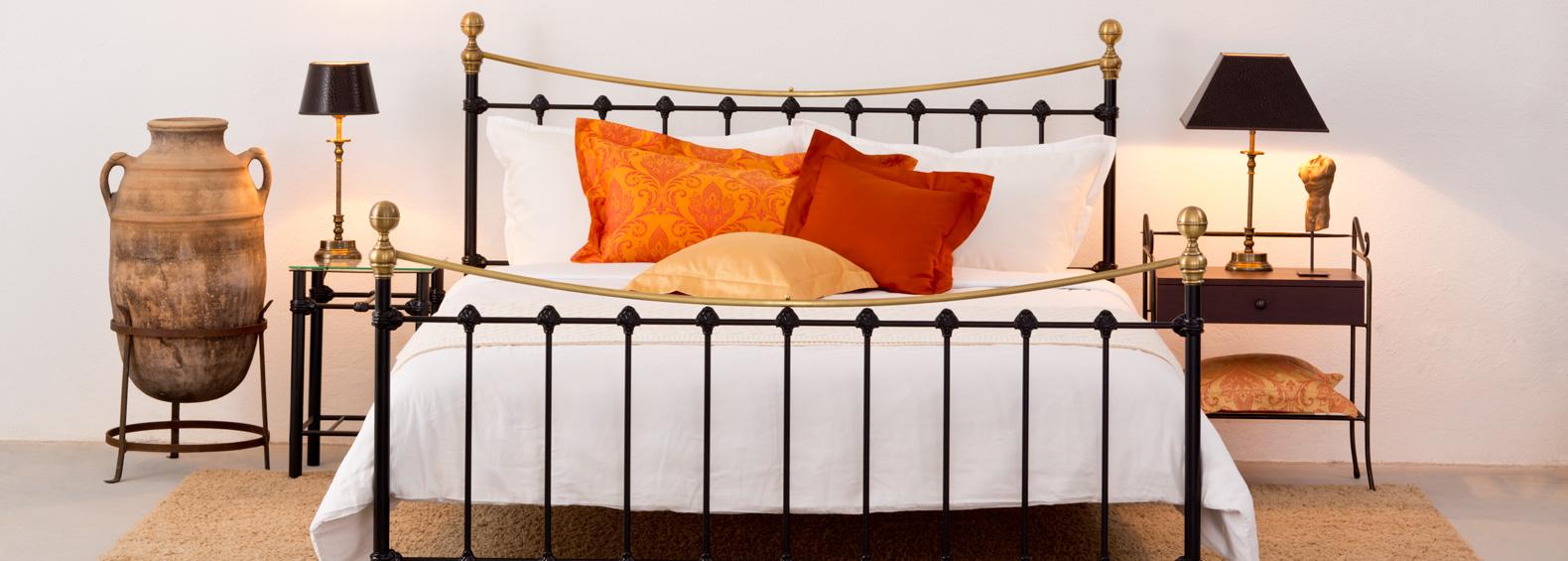 Schlafen wie im Bed & Breakfast …